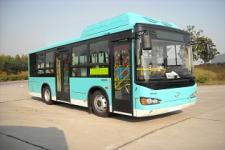 海格牌KLQ6850GAHEVC5K型插电式混合动力城市客车
