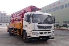 专致牌YZZ5230THBSZ5D型混凝土泵车图片