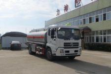 醒狮牌SLS5180GRYD5A型易燃液体罐式运输车图片