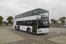 10.2米|20-57座亚星纯电动双层城市客车(JS6101SHBEV)