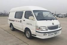 广通牌GTQ5031XXYBEV型纯电动厢式运输车