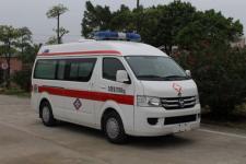 宝龙牌TBL5039XJH型救护车图片