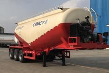 中集牌ZJV9400GSNJM型散装水泥运输半挂车图片
