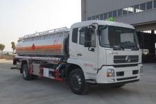 楚胜牌CSC5180GYYLD型铝合金运油车图片