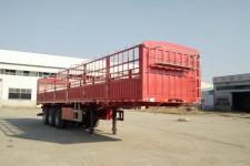 聊工牌HTL9400CCY型仓栅式运输半挂车图片