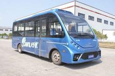 8.1米安源PK6801BEV纯电动城市客车