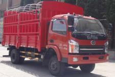 十通牌STQ2046CCYE5型越野仓栅式运输车图片