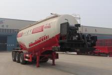 中运牌YFZ9408GFLZY型中密度粉粒物料运输半挂车图片