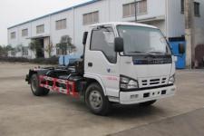 炎帝牌SZD5076ZXXQ5型车厢可卸式垃圾车