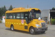 宇通牌ZK6739DX62型小学生专用校车图片
