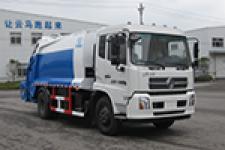 云马牌YM5120ZYS5型压缩式垃圾车