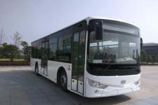 安凯牌HFF6100G03CHEV23型插电式混合动力城市客车图片