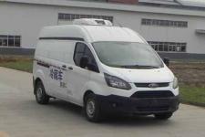 江铃全顺牌JX5036XLCMK型冷藏车