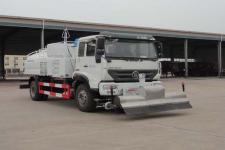 华威驰乐牌SGZ5180GQXZZ5M5型清洗车图片