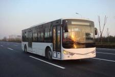 云海牌KK6100GEV01型纯电动城市客车图片2