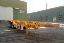 雄风牌SP9400TJZ型集装箱运输半挂车图片