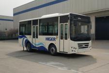 海格牌KLQ6751GAC5型城市客车