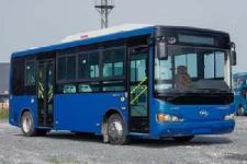 海格牌KLQ6800GEVN3型纯电动城市客车