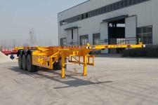 佰斯威牌HD9401TJZ型集装箱运输半挂车图片