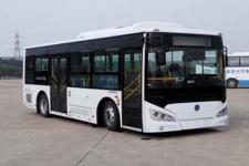 申龙牌SLK6859UEBEVN1型纯电动城市客车图片