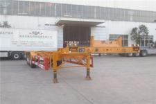 常春宇创牌FCC9406TJZB型集装箱运输半挂车