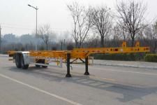 天骏德锦牌TJV9357TJZH型集装箱运输半挂车图片