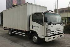 庆铃牌QL5072XXYA7KAJ型厢式运输车图片