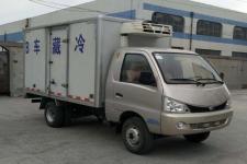黑豹牌BJ5036XLCD50JS型冷藏车