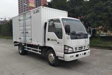 庆铃牌QL5041XXYA7HAJ型厢式运输车图片