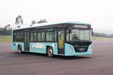 长江牌FDE6100PBABEV09型纯电动城市客车