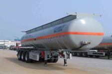 瑞江牌WL9404GFWC型腐蚀性物品罐式运输半挂车图片