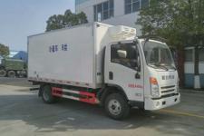 程力威牌CLW5040XLCCL5型冷藏车