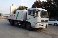 东方牌HZK5125THB型车载式混凝土泵车图片