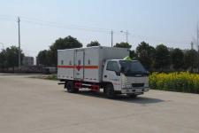 江特牌JDF5041XRYJ5型易燃液体厢式运输车