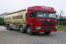 武工牌WGG5314GFLS5型低密度粉粒物料运输车图片