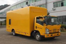 畅丰牌CFQ5100XGC5Q型电力工程车图片