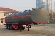 华昌牌QDJ9409GRYA型易燃液体罐式运输半挂车图片