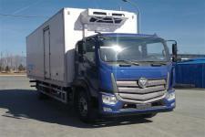 福田牌BJ5186XLC-A2型冷藏车