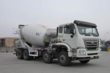 豪瀚牌ZZ5315GJBN306WE1型混凝土搅拌运输车