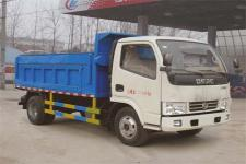 CLW5070ZLJD5型程力威牌自卸式垃圾车图片