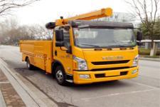 宏运牌HYD5085TWG型挖掏式管道疏通车图片