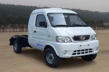 中悦牌ZYP5030ZXXBEV2型纯电动车厢可卸式垃圾车图片