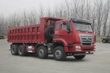 豪瀚牌ZZ3315V3266E1L型自卸汽车图片