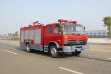 江特牌JDF5140GXFPM50/E型泡沫消防车