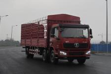 陕汽牌SX5250CCYLA9型仓栅式运输车图片