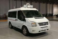 安旭牌AX5045XJEQS5型监测车图片