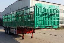 新科牌LXK9400CCY型仓栅式运输半挂车