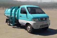中悦牌ZYP5032ZZZ5型自装卸式垃圾车