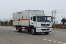 江特牌JDF5180XRYE5型易燃液体厢式运输车