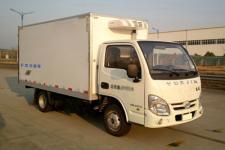 跃进牌NJ5032XLCPBBNZ1型冷藏车